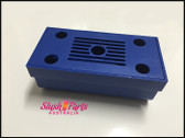 CAB LUKE - Blue Drip Tray & Grate