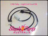 CAB Faby - Lighting - Light Lid Cord Kit