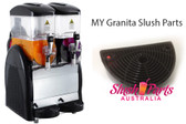MY Granita  - XRJ-MGS - Black Drip Tray & Grate