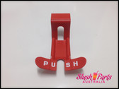 UGOLINI Frigodrink - Tap Handle Red - PUSH