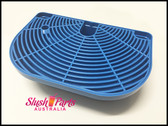 GBG - Drip Tray & Grate Blue Thin