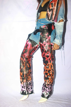 OMBRE PRINT CHAPS