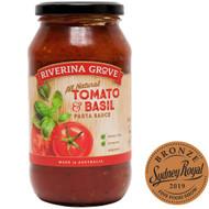 Pasta Sauce - Tomato & Basil 500g