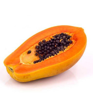 Papaya - half