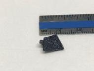 TiS3 nanoribbon sheet sample (~1 cm in size)