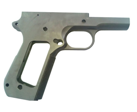 1911 80% Forged 4140 Bobtail Commander with Main Spring Housing