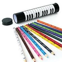 Pencil - Keyboard Set