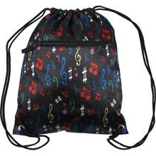 Bag Satin Sling Multi Colour Notes