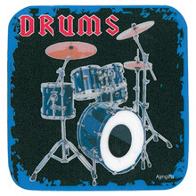 Coaster Drum Set