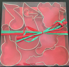 Cookie Cutter Set Music 8pc Set w Gift Box