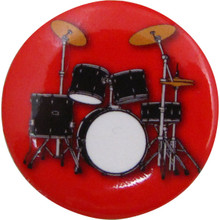 Button Drum Set