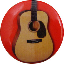 Button Acoustic Guitar
