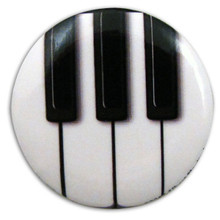 Button Piano Keys