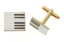 Cuff Links Keyboard Rect