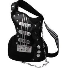 Handbag Guitar CrossBody Bag