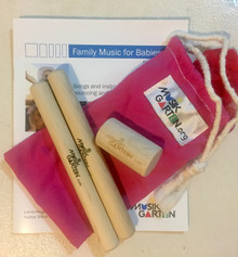 Musikgarten Family Music for Babies 1 Packet