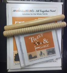 Musikgarten All Together Now: Twist & Turn