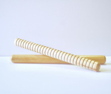Grooved Rhythm Sticks (Pair)