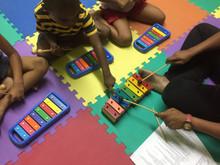 Alabanza Music for Preschool- Musical Pueblo 4-5yrs (Groups Only)