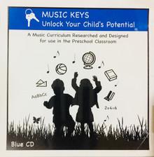 Musikgarten Preschool Classroom - Blue Recordings 1