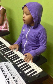 Alabanza Music Intro to Piano Keys (6yrs+) - [5 Sessions]