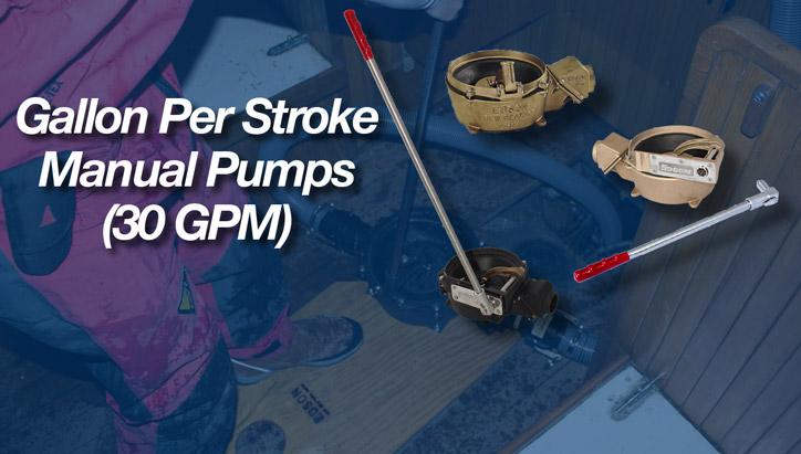 30 GPM Diaohragm Pumps