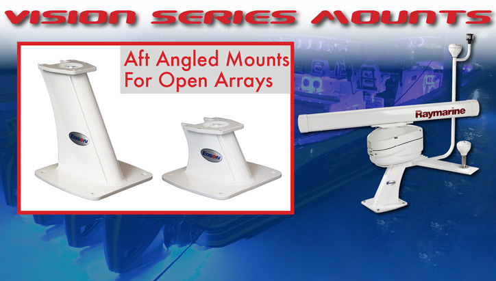Aft Angled Mount Open Arrays