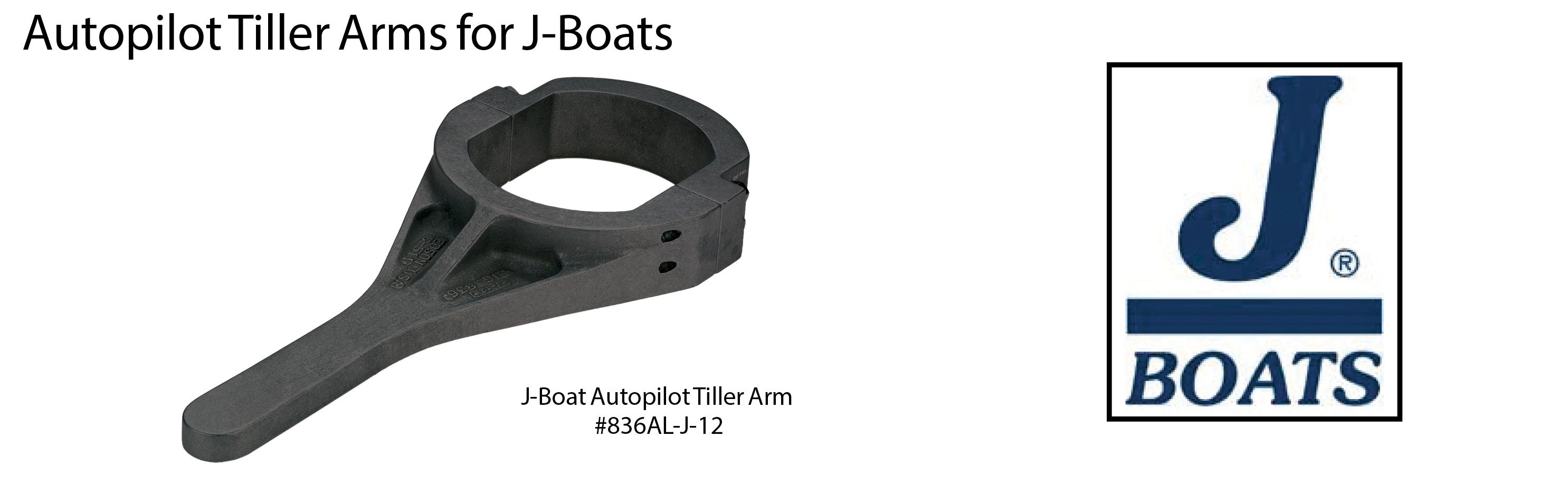 Aluminum Tiller Arms J-Boats