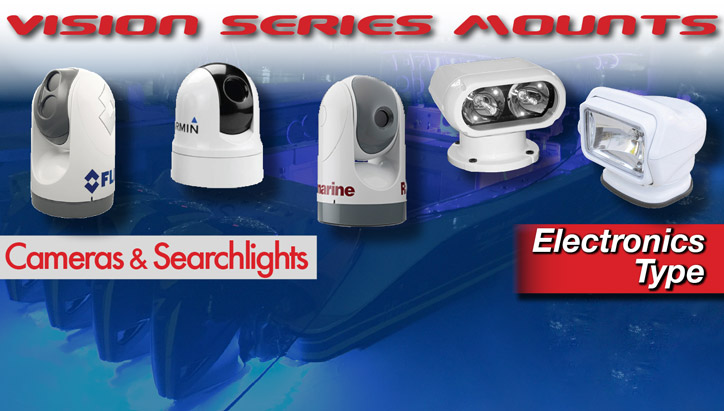 Cameras & Searchlight Mounts