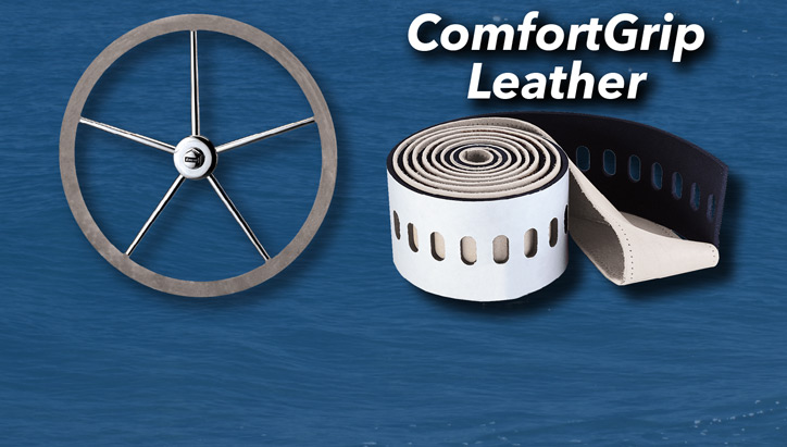 ComfortGrip Leather Cover