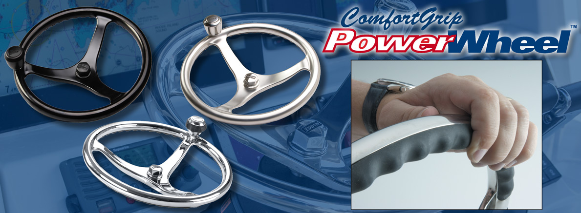 ComfortGrip PowerWheels