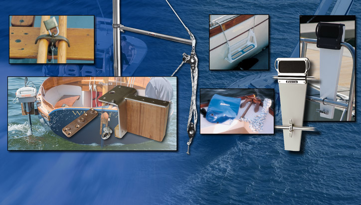 Dinghy Outboard Accessories