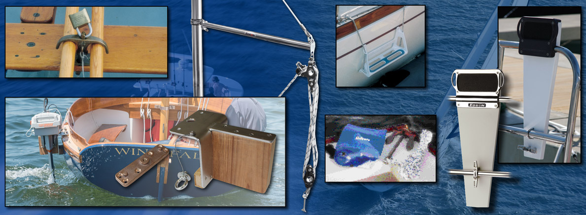 Edson Boat Accessories: Dinghy & Outboard Accessories