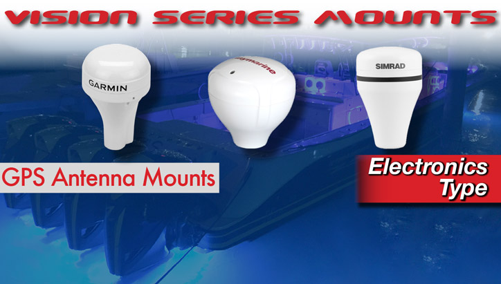 GPS Antenna Mounts