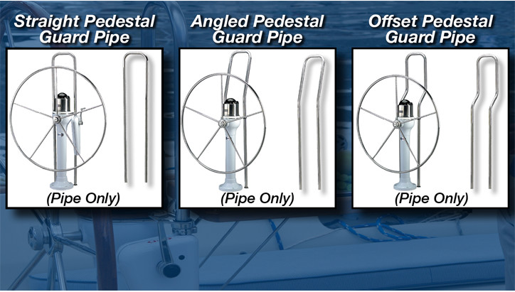 Pedestal Guard Pipe
