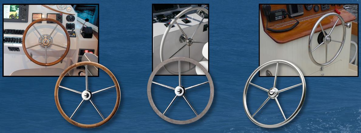 Power Boat Destroyer Wheels