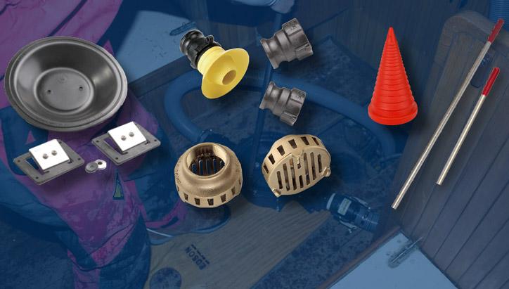 Pump Accessories & Parts