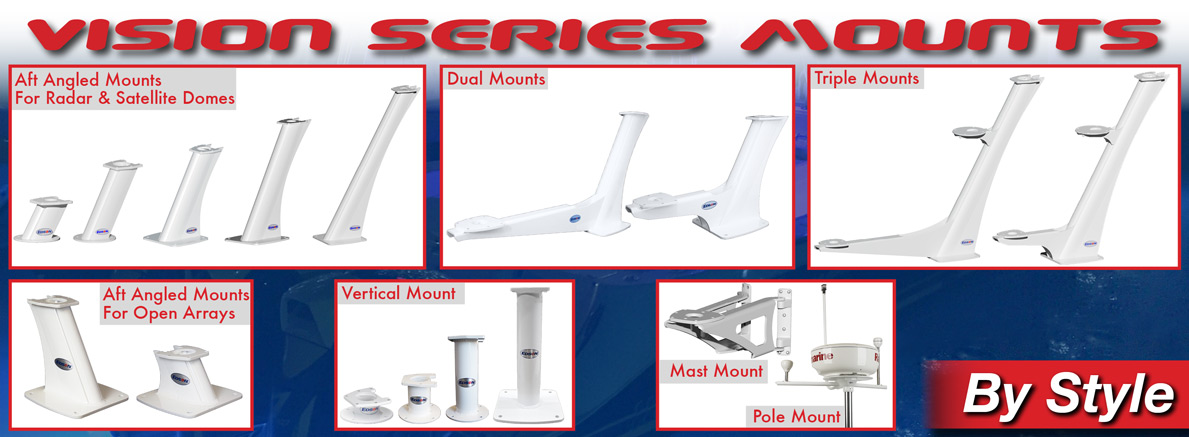 Vision Series Mounts by Style
