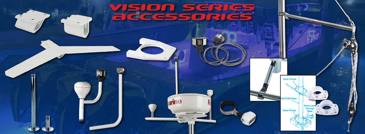Vision Series Mounting Accessories