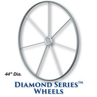 44-inch Diamond Series Wheel