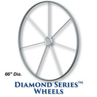 66-inch Diamond Series Wheel