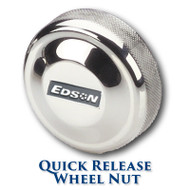 "Quick Release Wheel Nut - 1""-14 Shaft Threads"