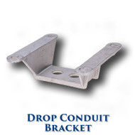Drop Conduit Bracket