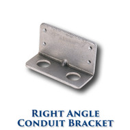Right Angle Conduit Bracket