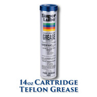 Conduit & Bearing Lubricant - 14oz tube of Teflon Grease
