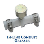 In-Line Conduit Greaser for 853-250 Conduit
