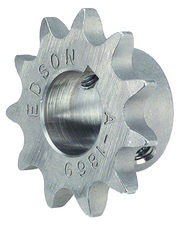 "Stainless Single Hub Sprocket - 11 Tooth for 5/8"" #50 Chain"