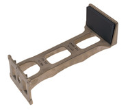 Bronze Outboard Motor Brackets - Straight Transom