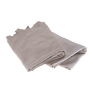 Leather Chaffing Gear - Dove Gray - 5.5 Sq Ft