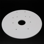 "Universal Mounting Plate - 10.625"" Diameter - no holes (68870)"